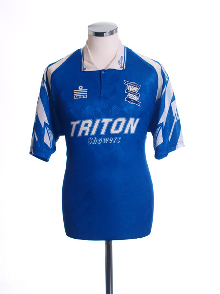 1993-94 Birmingham Home Shirt S