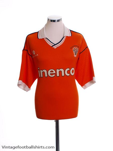 1993-94 Blackpool Home Shirt M