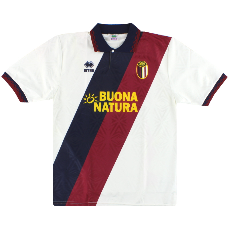 1993-94 Bologna Errea Away Shirt L