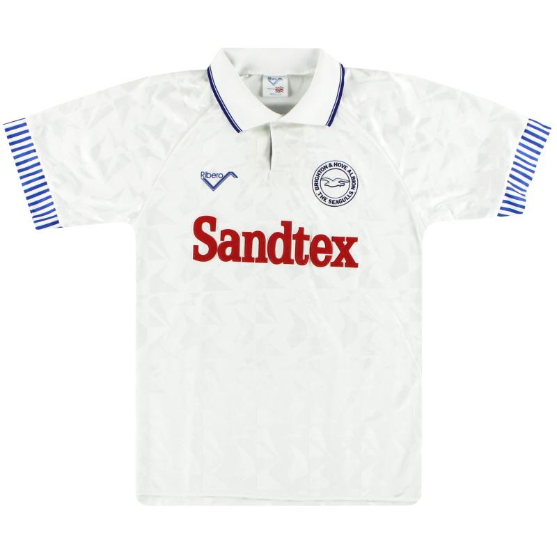 1993-94 Brighton Third Shirt S