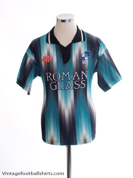 1993-94 Bristol Rovers Away Shirt *Mint* S