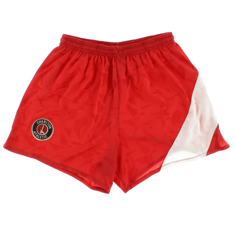 1993-94 Charlton Ribero Away Shorts L