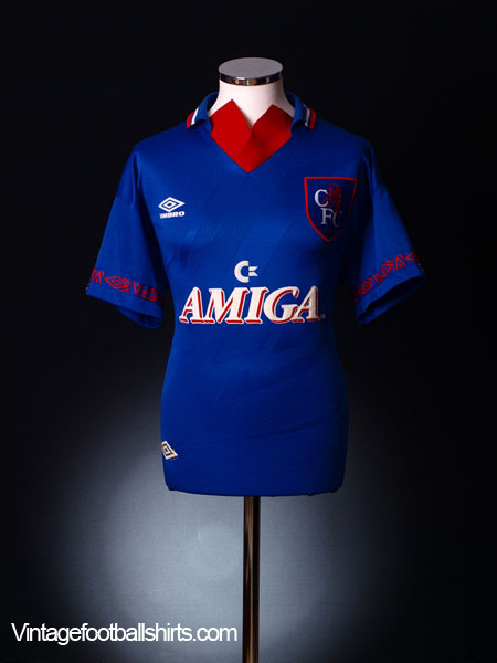 1993-94 Chelsea Home Shirt *BNIB* L