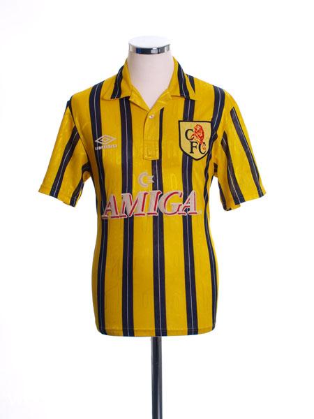 1993-94 Chelsea Third Shirt S