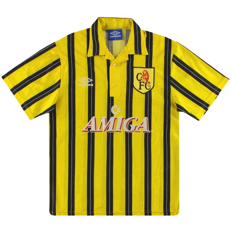 1993-94 Chelsea Umbro Third Shirt M