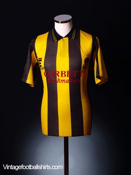 1993-94 Chester City Away Shirt L
