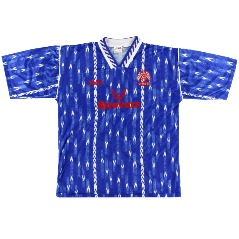 1993-94 Colchester Home Shirt XXL