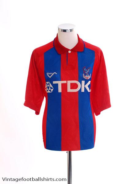 1993-94 Crystal Palace Home Shirt XL