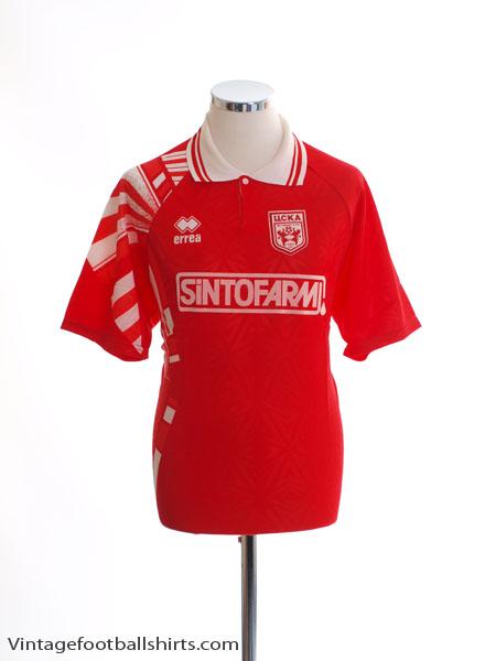 1993-94 CSKA Sofia Home Shirt *BNIB*