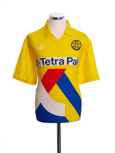 1993-94 Eintracht Frankfurt Away Shirt L