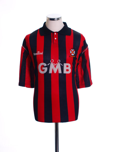 1993-94 Fulham Away Shirt L