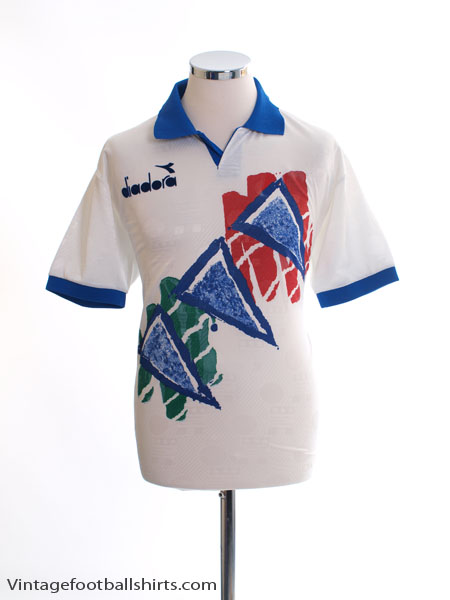 1993-94 Italy Training Shirt L