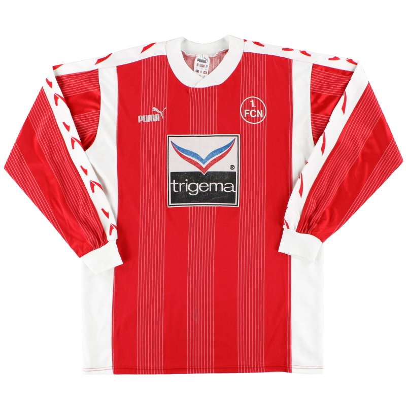 1993-94 Nurnberg Home Shirt L/S XL