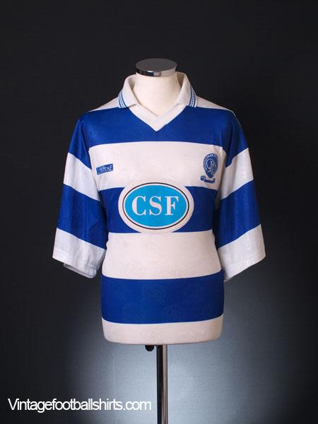 1993-94 QPR Home Shirt L
