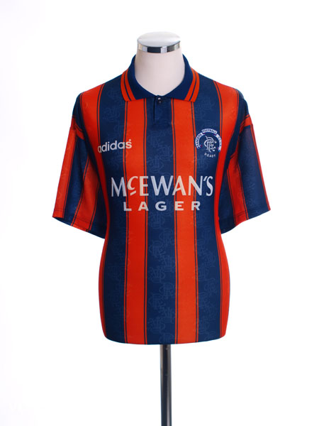 1993-94 Rangers Away Shirt L