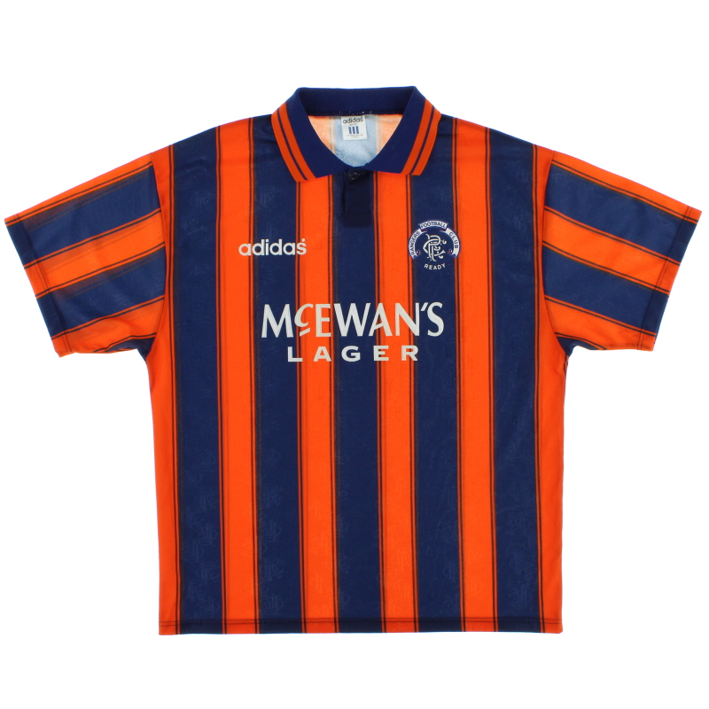 1993-94 Rangers adidas Away Shirt M/L