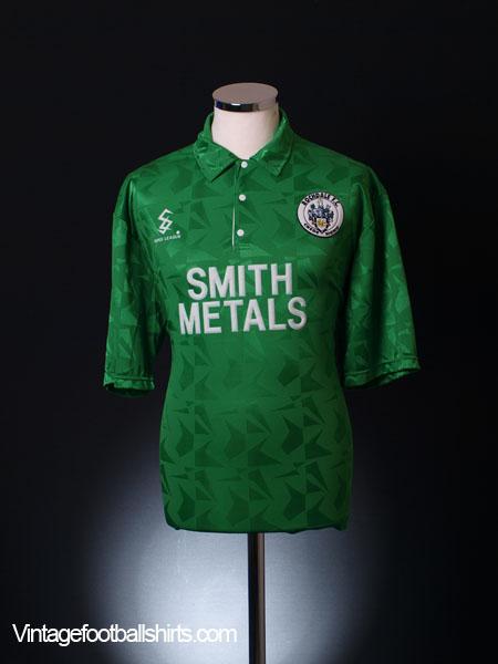 1993-94 Rochdale Third Shirt *Mint* L