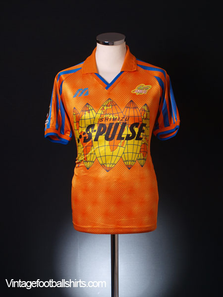 1993-94 Shimizu S-Pulse Home Shirt L
