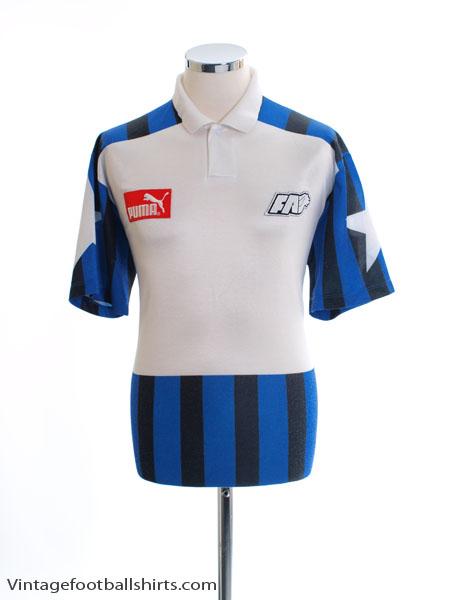 1993-94 Singapore Away Shirt XXL