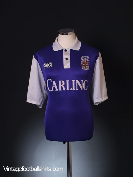 1993-94 Stoke City Away Shirt L
