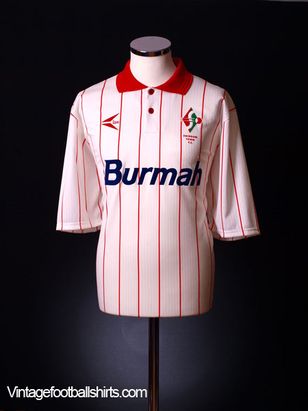 1993-94 Swindon Town Third Shirt *New* XL