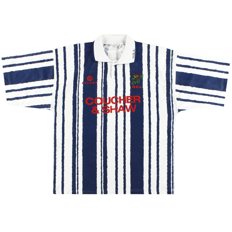 1993-94 West Brom Home Shirt L