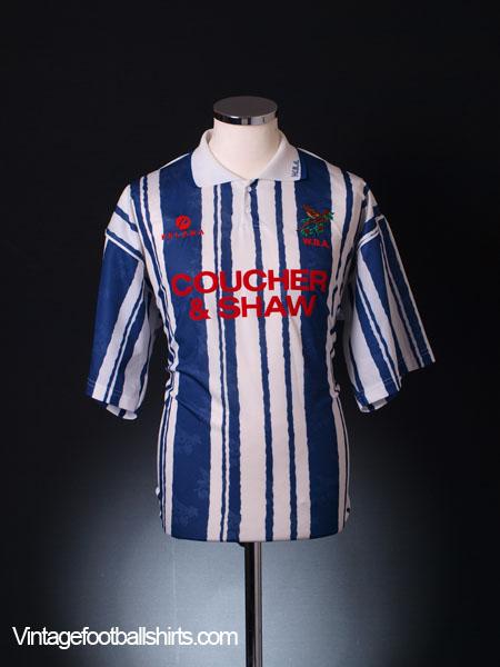 1993-94 West Brom Home Shirt M