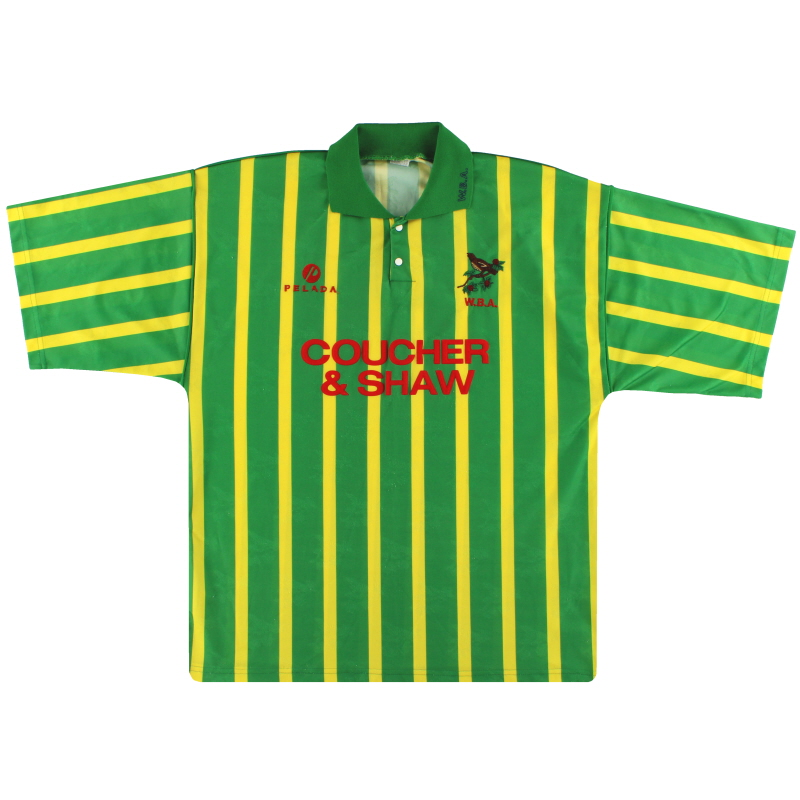1993-94 West Brom Pelada Away Shirt L