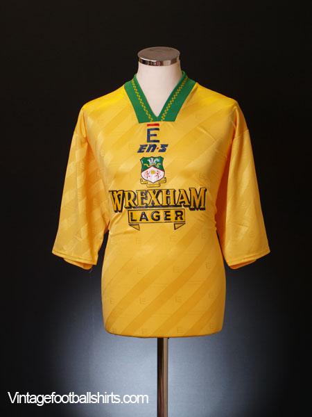1993-94 Wrexham Third Shirt XL