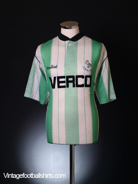 1993-94 Wycombe Wanderers Away Shirt *As New* L