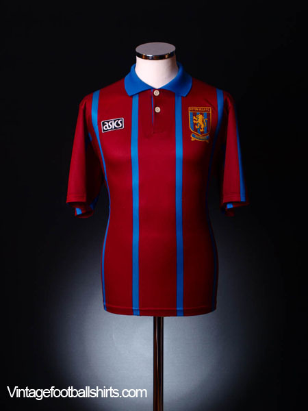 1993-95 Aston Villa Home Shirt XL