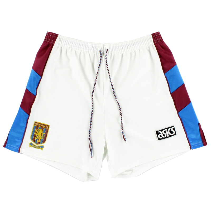 1993-95 Aston Villa Home Shorts S