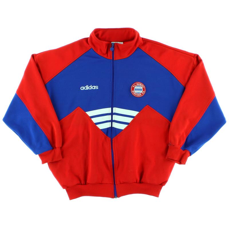 1993-95 Bayern Munich adidas Track Top M