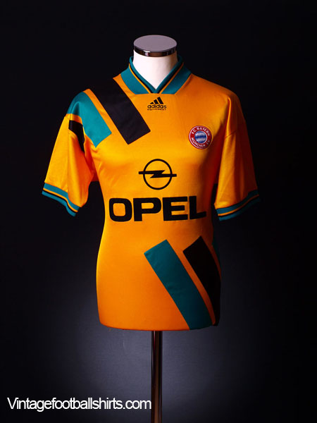 1993-95 Bayern Munich Away Shirt L