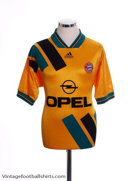 246540a9f 1993-95 Bayern Munich Away Shirt M for sale