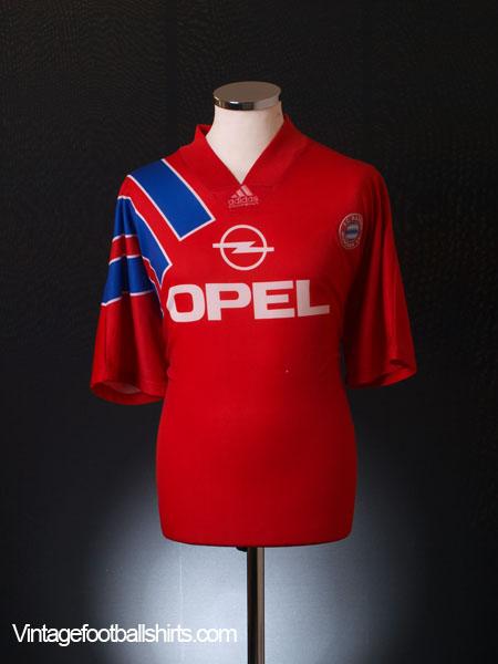 1993-95 Bayern Munich Cup Shirt L