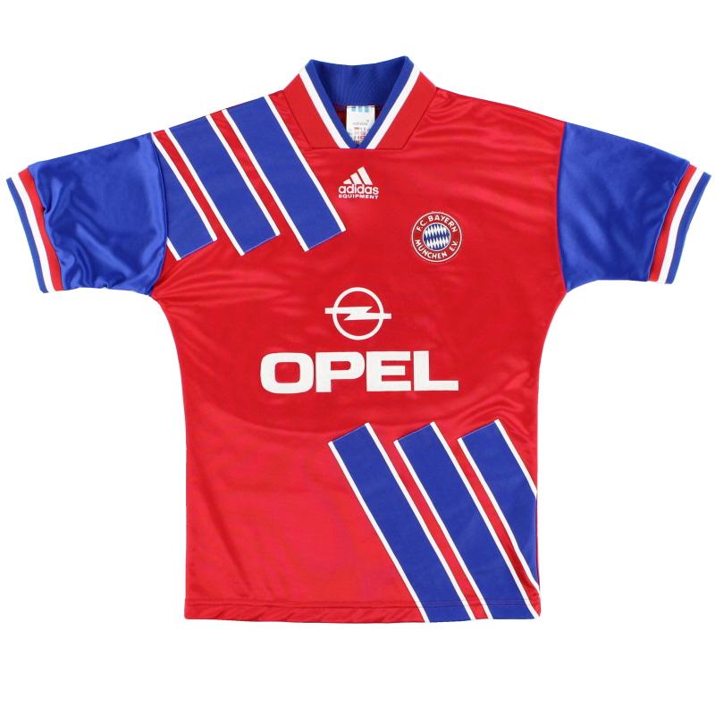 1993-95 Bayern Munich Home Shirt #11 XS