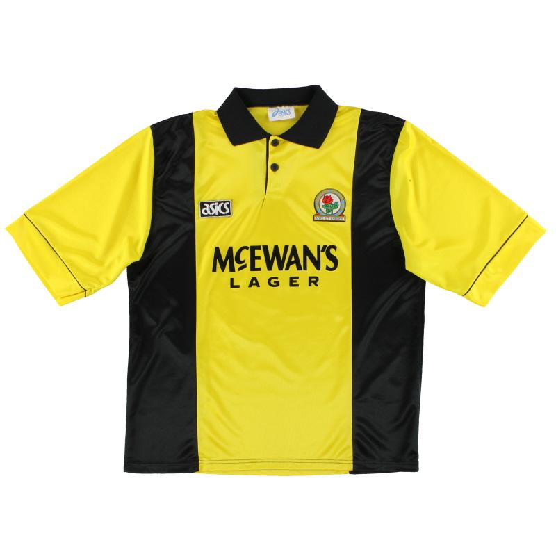 1993-95 Blackburn Asics Third Shirt XXL