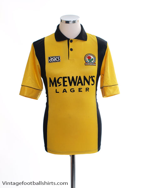 1993-95 Blackburn Third Shirt M