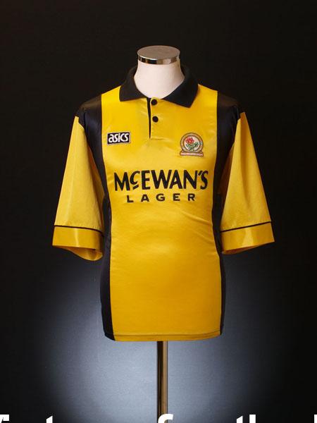 1993-95 Blackburn Third Shirt XL