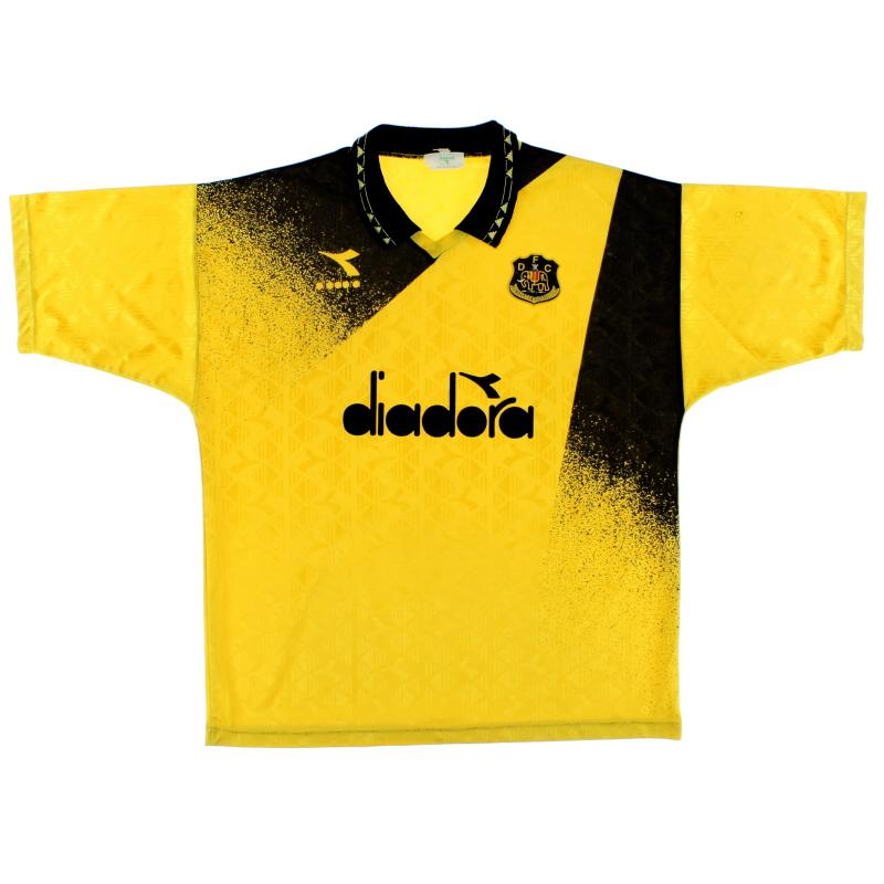 1993-95 Dumbarton Home Shirt XL