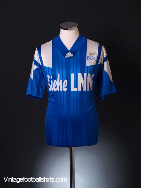 1993-95 FC Luzern Home Shirt L