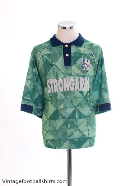 1993-95 Hartlepool Away Shirt *Mint* L