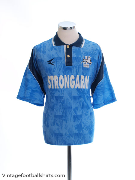 1993-95 Hartlepool Home Shirt L