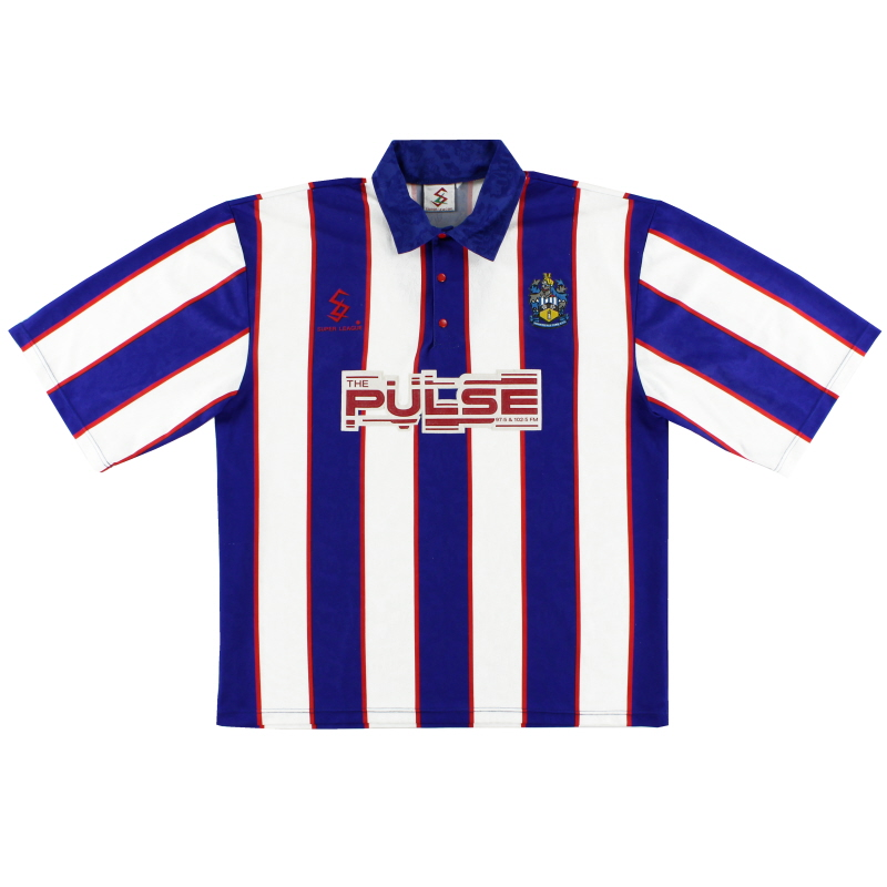 1993-95 Huddersfield Town Home Shirt XL