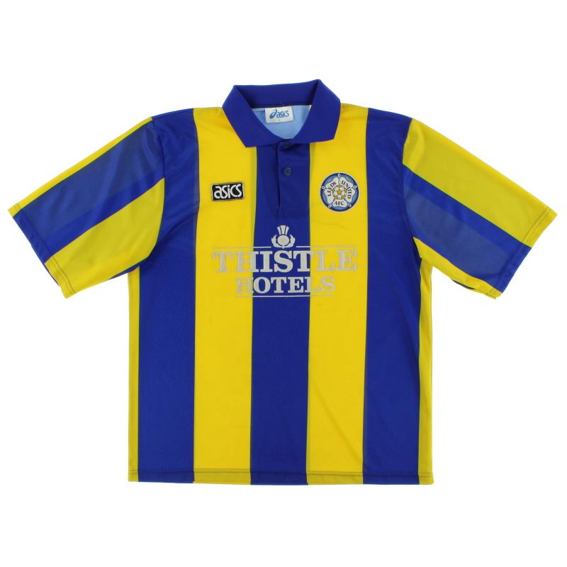 1993-95 Leeds Away Shirt L