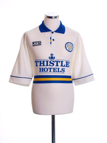 1993-95 Leeds Home Shirt XXL