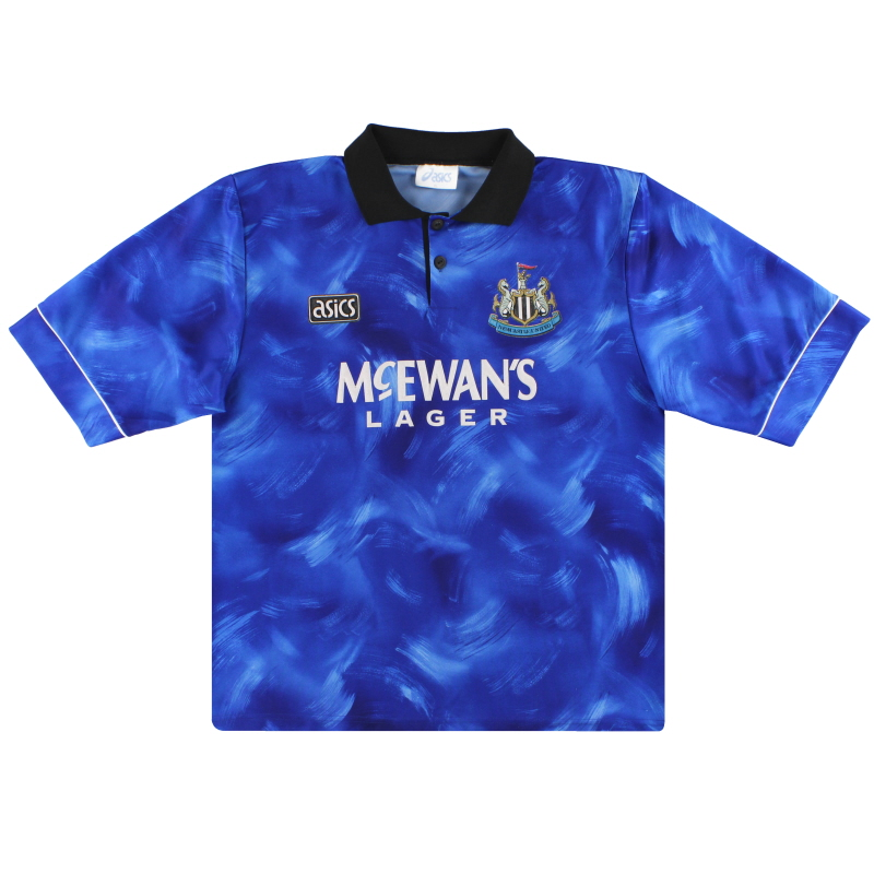 1993-95 Newcastle Asics Away Shirt XL