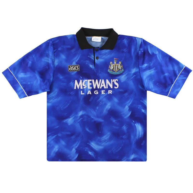 1993-95 Newcastle Asics Away Shirt L