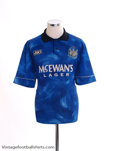 1993-95 Newcastle Away Shirt M